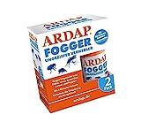 ARDAP Fogger 2 x 100ml - Effektiver Vernebler zur Ungeziefer- & Flohbekämpfung für...