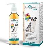 Ida Plus - Multivitamin Saft für Hunde - 200ml - 17 wichtige Vitamine für den Hund...