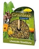 JR Grainless Kräuter-Rad Löwenzahn, Ringelblume 140g